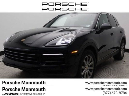 Used Porsche Cayenne West Long Branch Nj